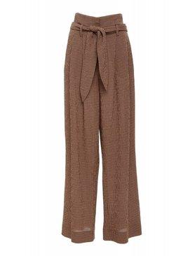 Nanushka Nevade High Waist Pants
