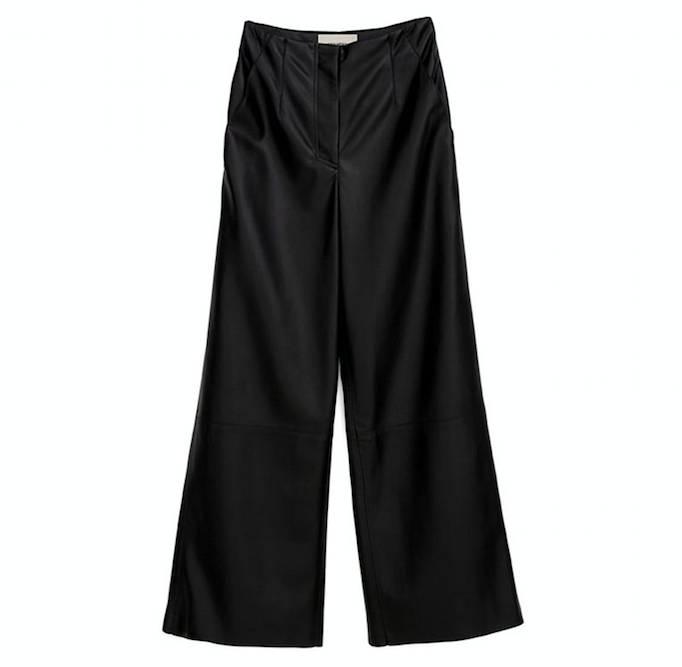 Nanushka Africa Vegan Leather Pants