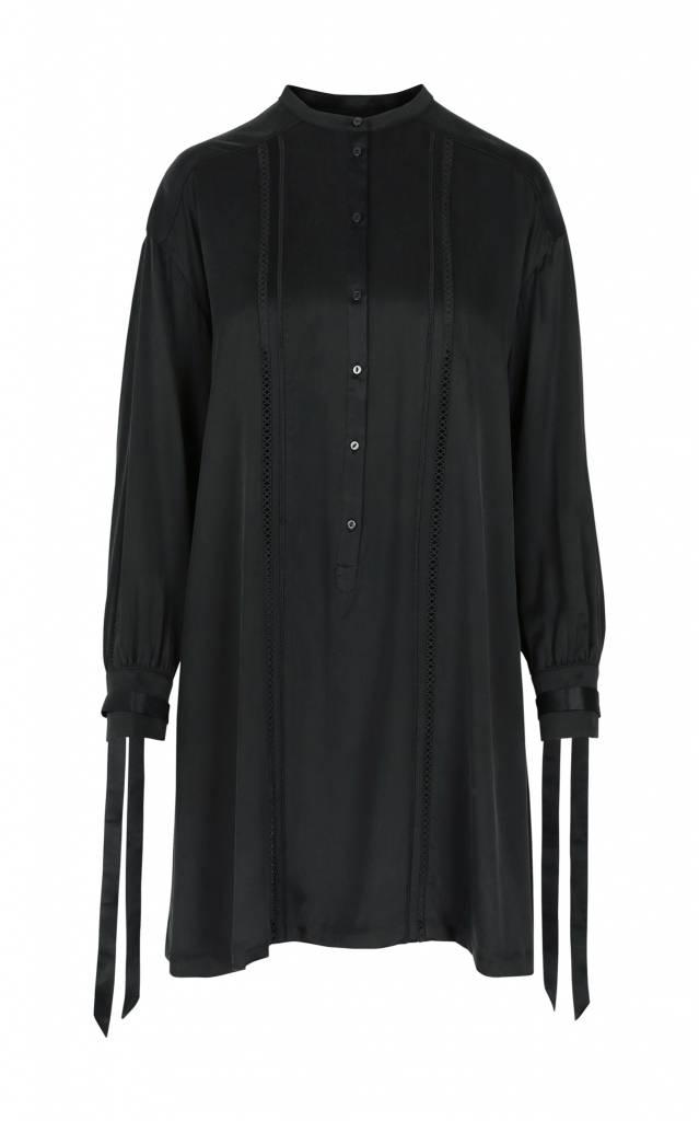 La  Collection Julietta Satin Silk Dress