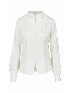 La  Collection Gabrielle Blouse White