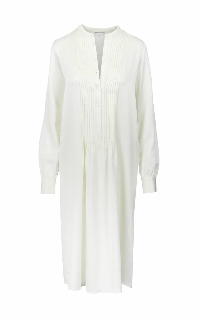 La  Collection Agathe Dress White