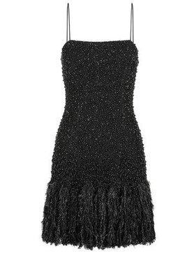 Aje Pellina Feather Dress