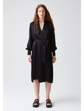 Hope Split Puff Dress