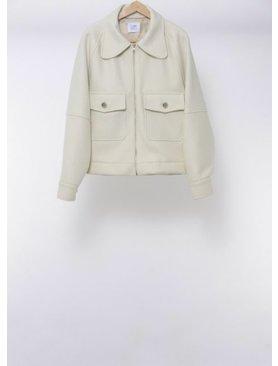 Lupe George Wool Jacket