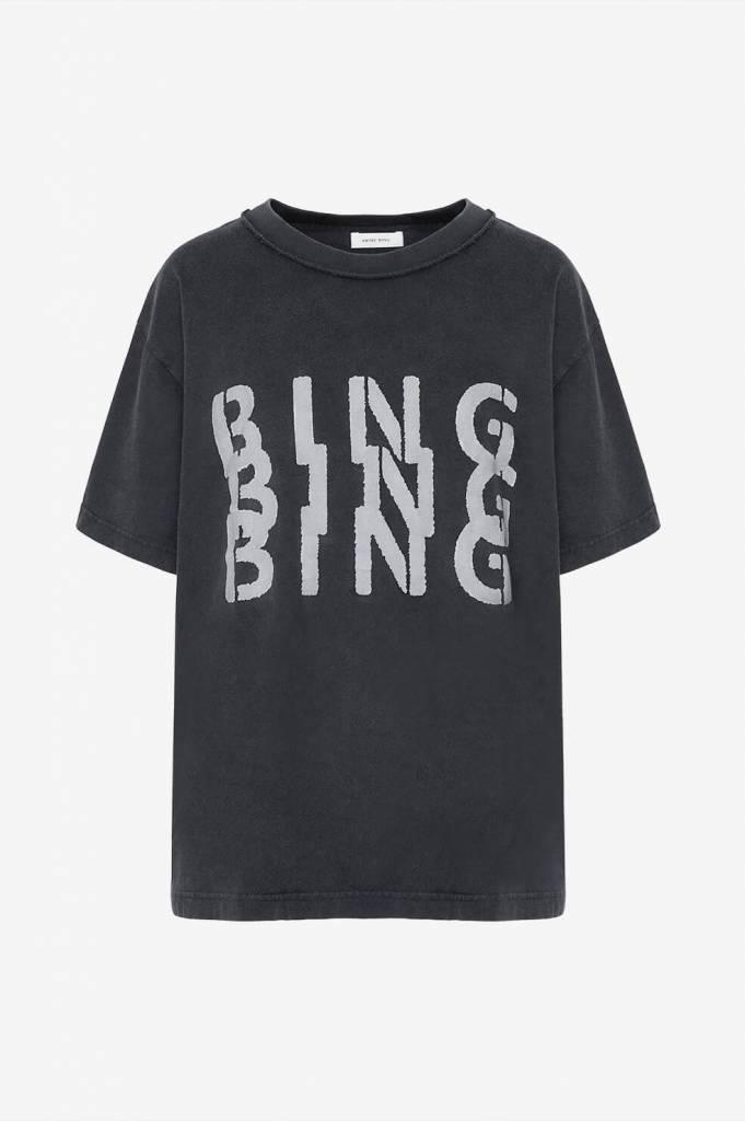 Anine Bing Bandit Bing Tee