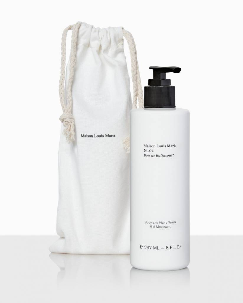 Maison Louis Marie Body and Hand Wash Bois de Balincourt