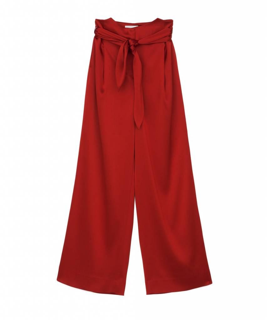 Nanushka Marie Wide Leg Pants