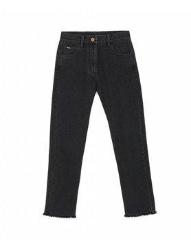 Nanushka Sachi Straight Leg Jeans