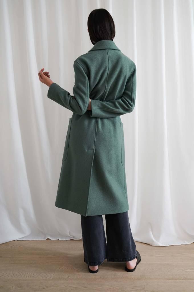Lupe Patricia Oversized Coat