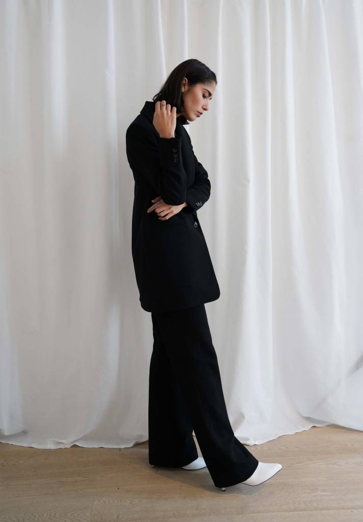 La  Collection Arianne Wide Leg Trousers