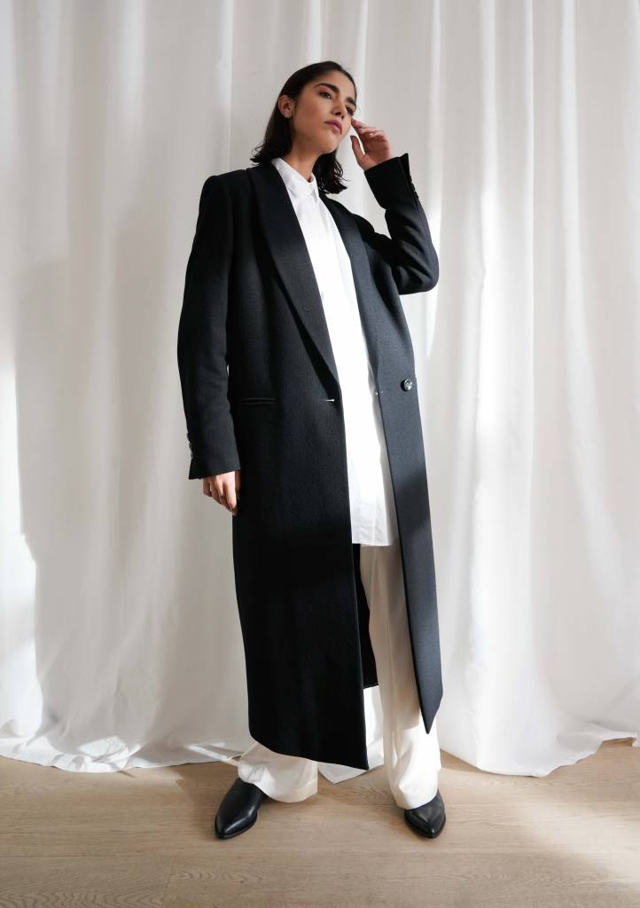 La  Collection Adeline Coat