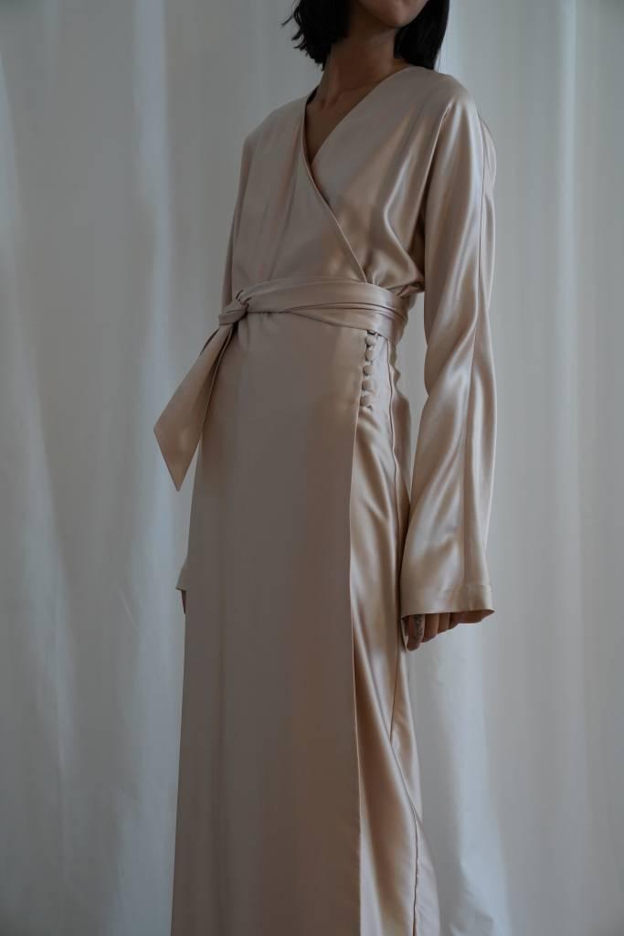 La  Collection Eleni Kimono Dress
