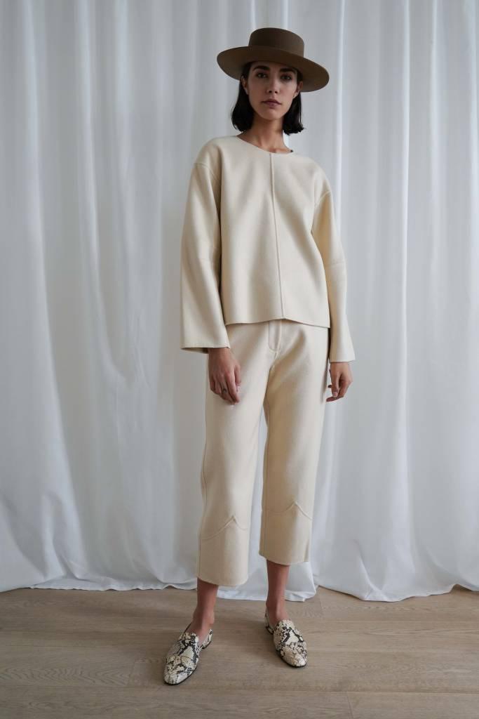Nanushka Tejo Boxy Sweater