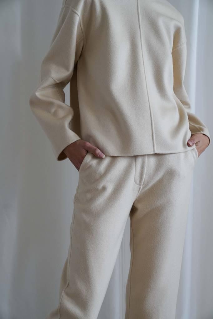 Nanushka Martial Wool Pants
