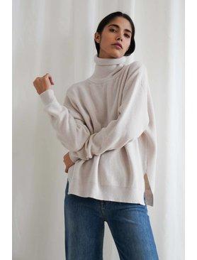 Nanushka Monday Turtleneck Sweater