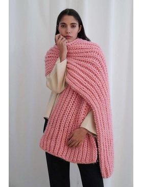 I Love Mr Mittens Fishermans Scarf Wool