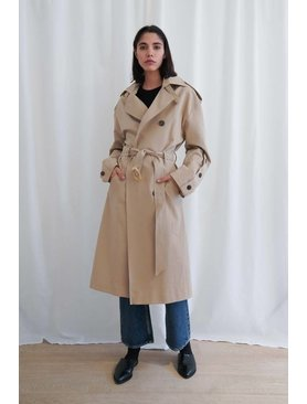 Nanushka Paris Trench Coat