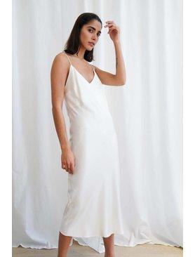 La  Collection Emmanuelle Slip Dress