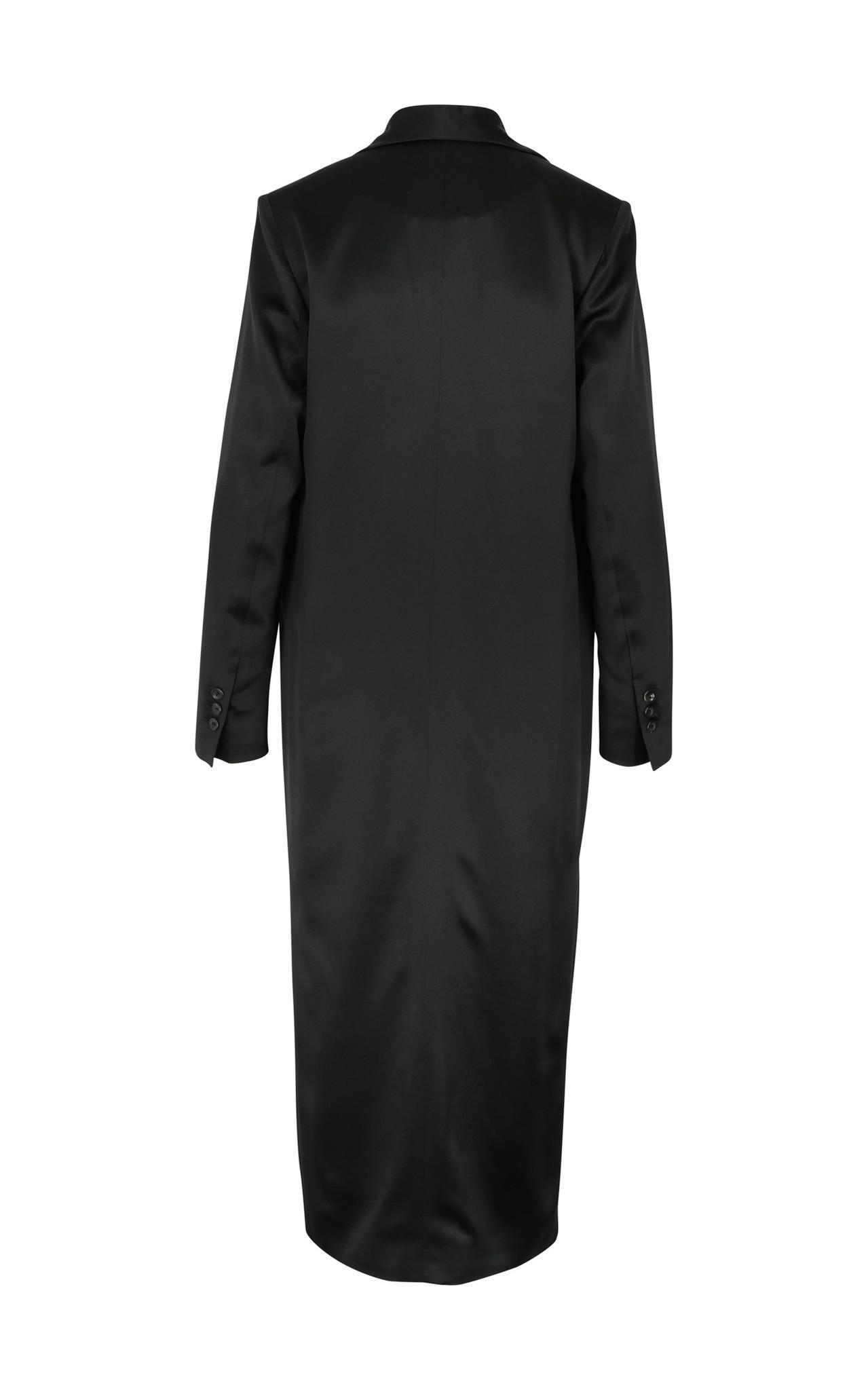 La  Collection Silk adeline Coat