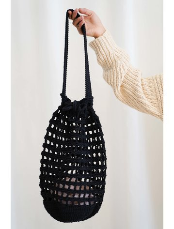 Camille Handmade Knitted Bag
