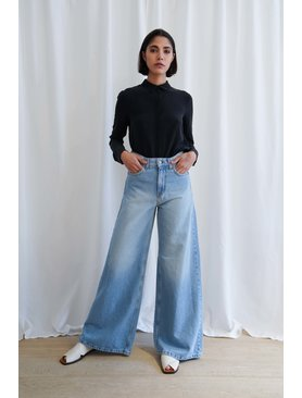 Margaux Lonnberg Chaker Jeans