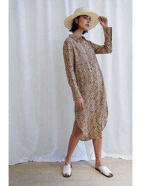 Anine Bing Chelsea shirt dress