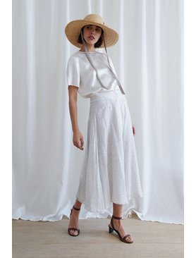 Kelly Love Patchwork Skirt