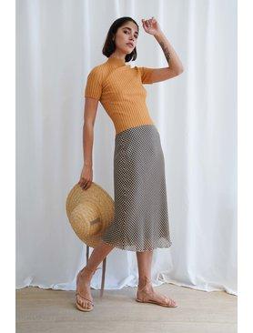 Nanushka Zarina Circle Skirt