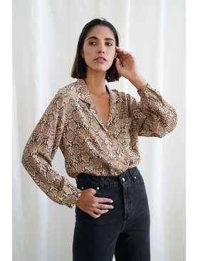 Anine Bing Lilah shirt