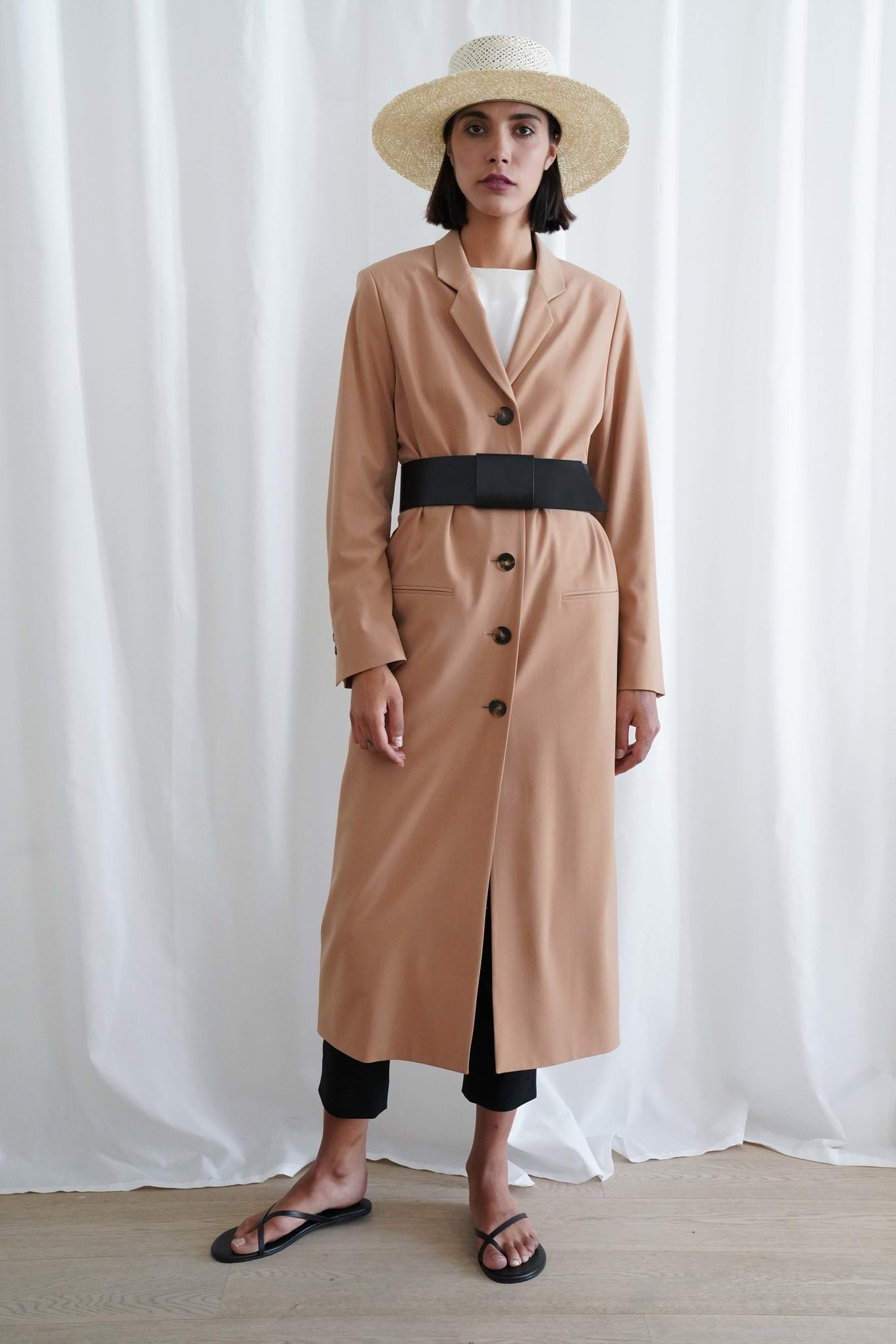 La  Collection Donna Coat