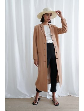 La  Collection Donna Coat