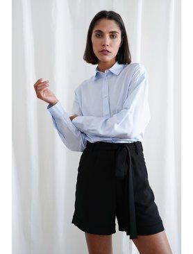 Le Brand High Waisted Shorts