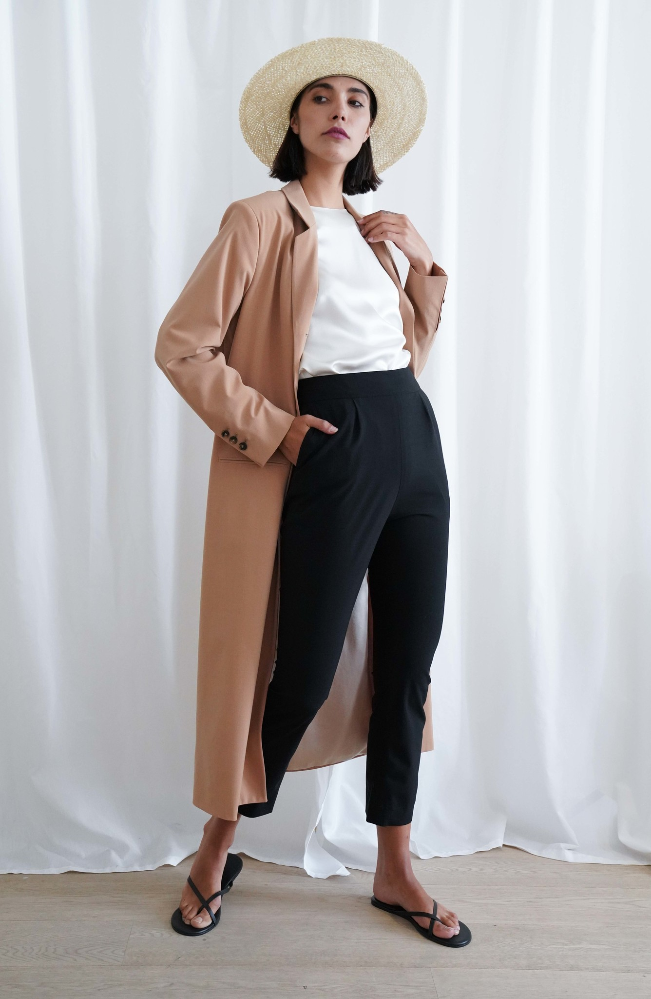 La  Collection Mary Trousers