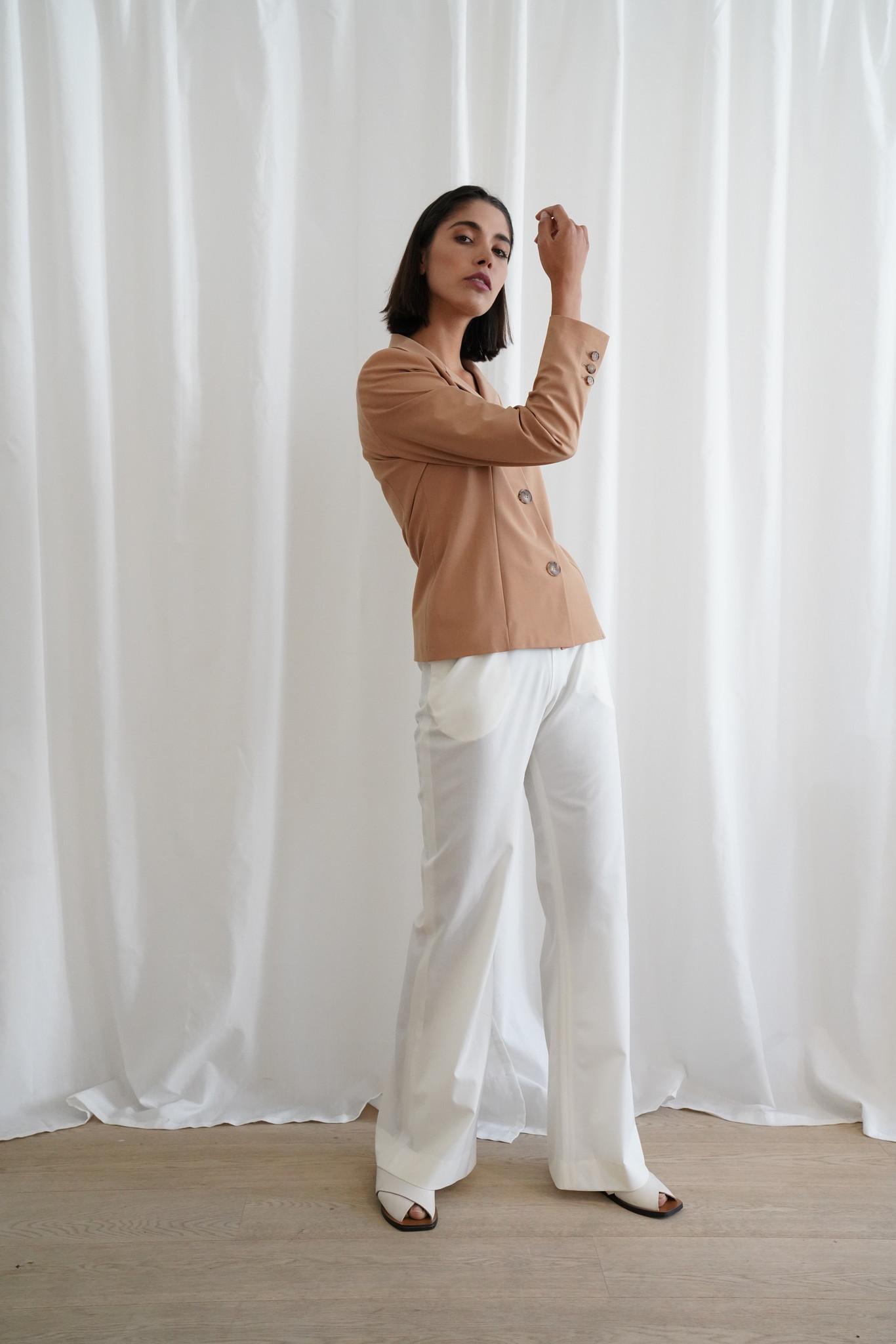 La  Collection Lauren Blazer-Blouse