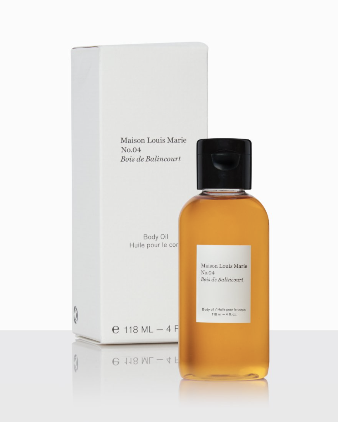 Maison Louis Marie Body oil