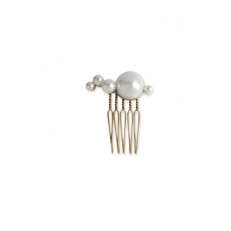 Lelet NY Mercury pearl comb