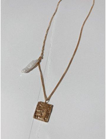 Frankl Rough Necklace