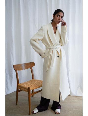 La  Collection Marcellina coat