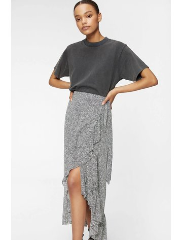Anine Bing Lucky Wrap Skirt