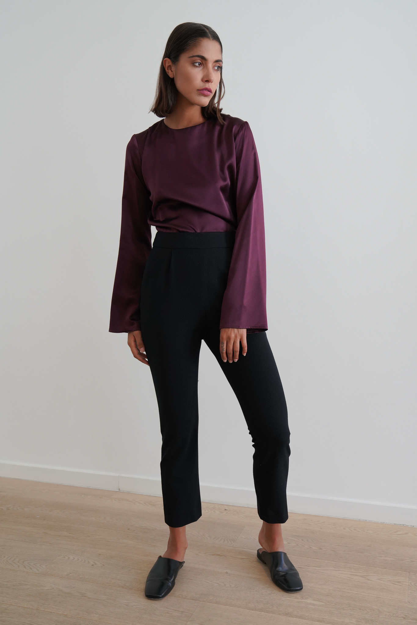 La  Collection Gaetane blouse