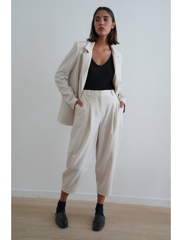 Le Brand Olive Trousers