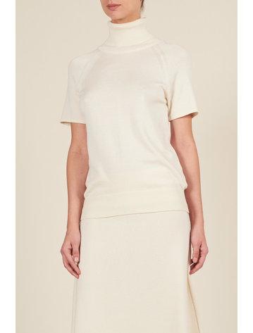 Le Brand Short Sleeve Nori Turtleneck
