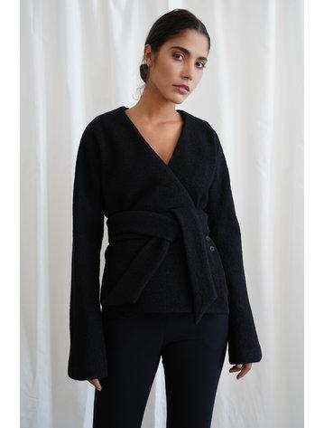 La  Collection Manon Kimono Bouclé