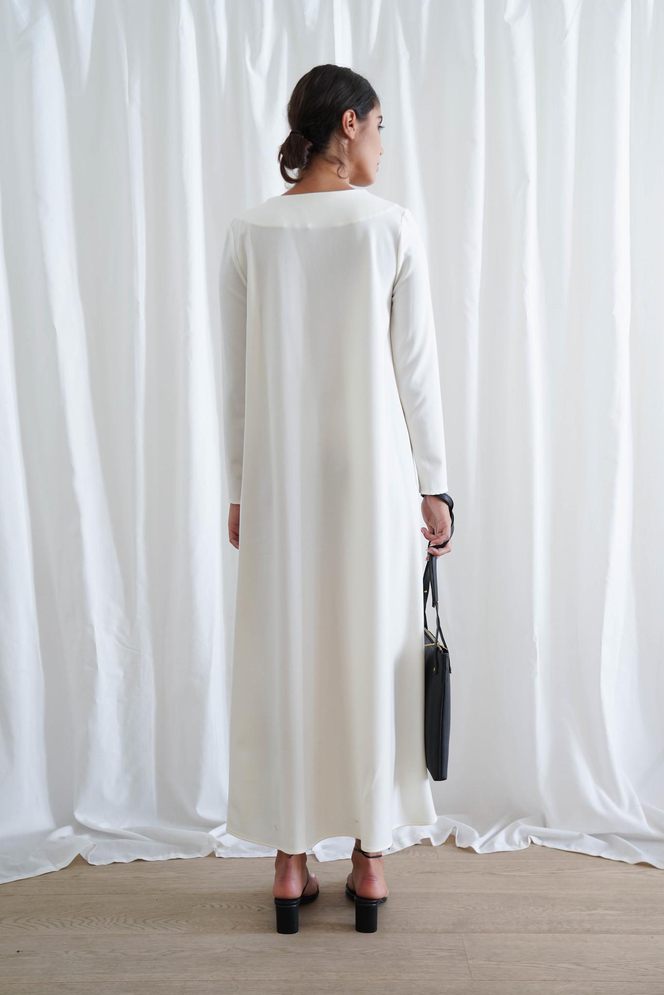 La  Collection Alberta Dress Wool