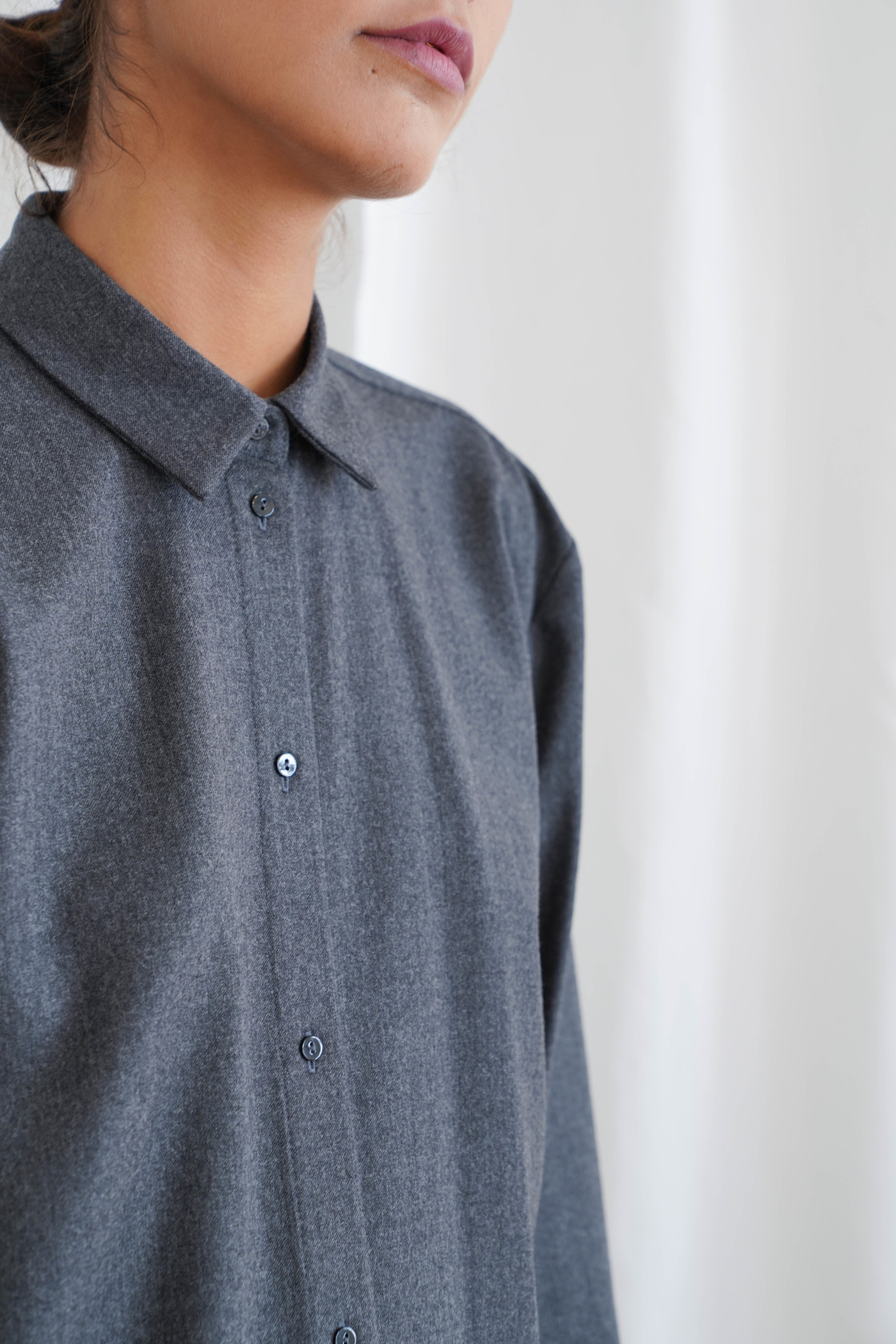 La  Collection Artur  Wool Shirt
