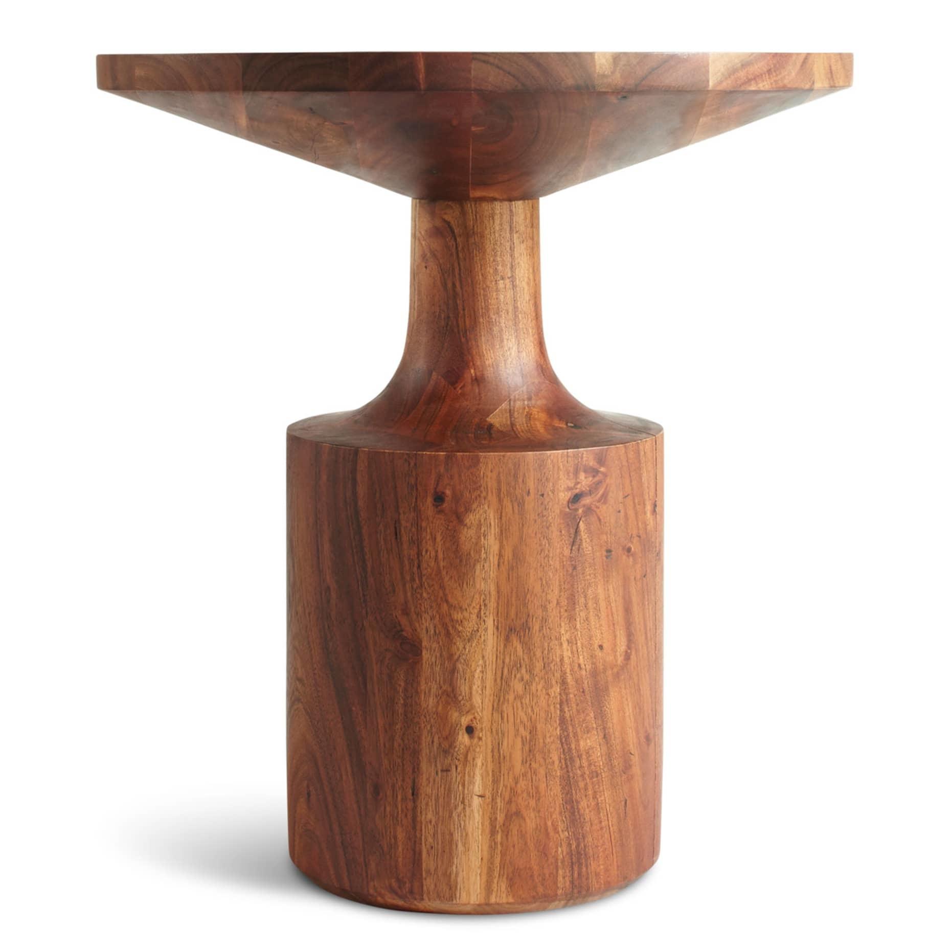 Blu dot Turn Tall Side Table