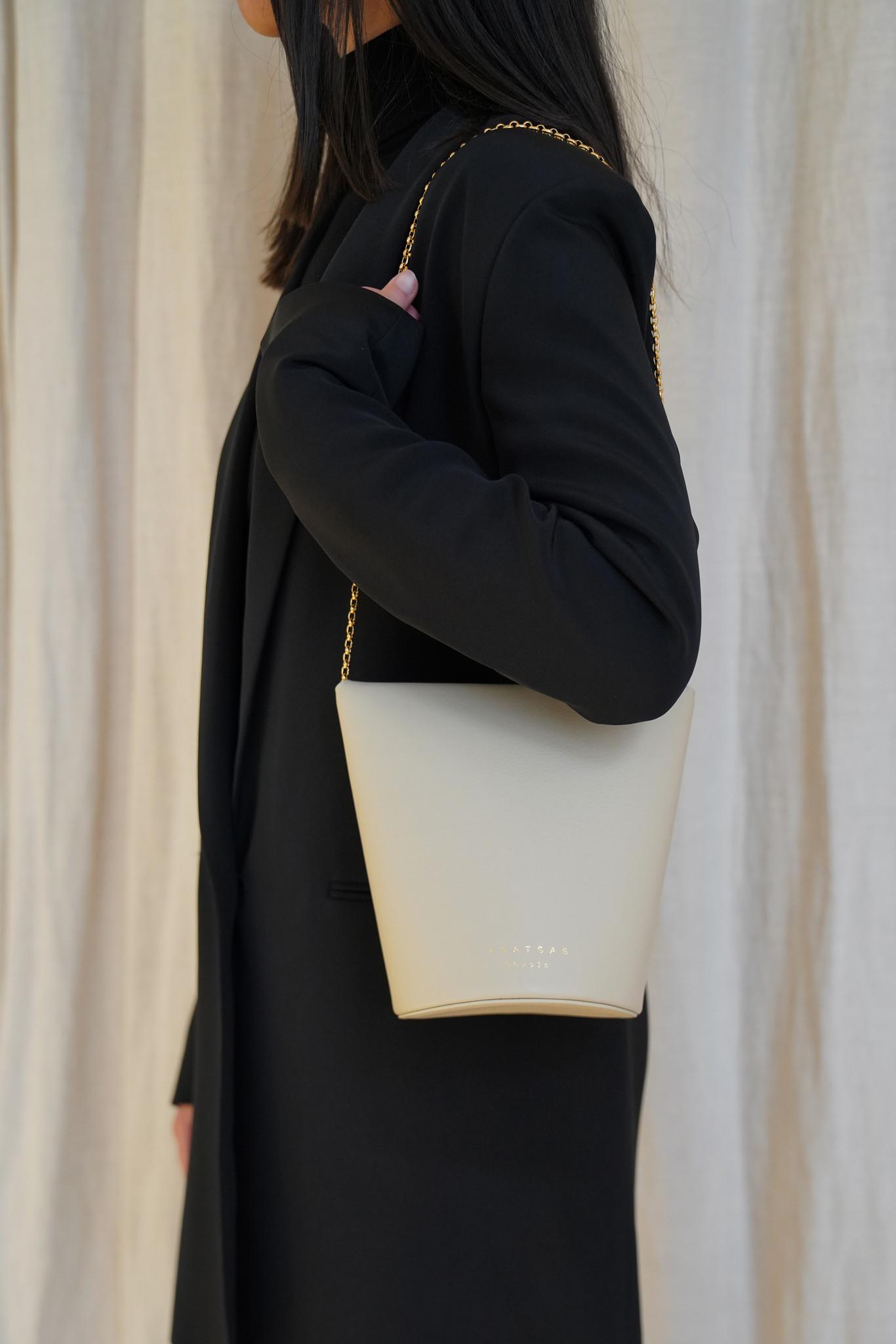 Tsatsas Olive Bag