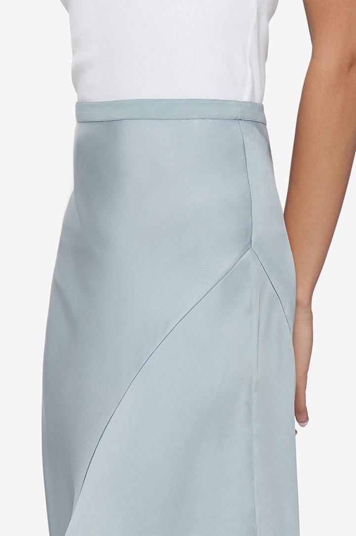 Anine Bing Bailey Silk Skirt