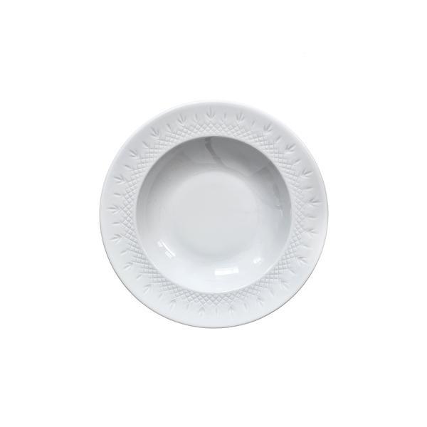 Frederik Bagger Crispy Porcelain Deep Plate