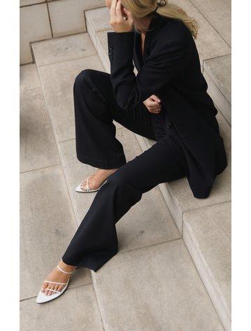 La  Collection Gabrielle Trousers Flannel